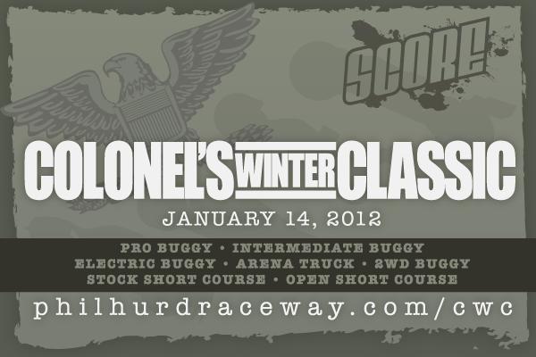 2012 Colonel's Winter Classic